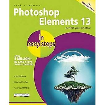 Photoshop Elements 13 in easy steps