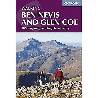 Ben Nevis et Glen Coe: 100 bas, milieu et haut niveau promenades