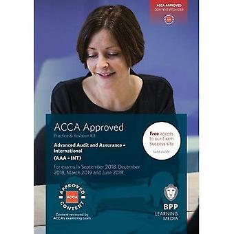 ACCA avancés d'Audit et Assurance (International): pratique et Kit de révision