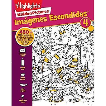 Hidden Pictures(r) Imagenes Escondidas(tm) 4