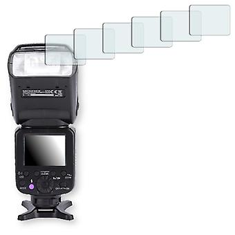 Rollei flash unit 58 screen protector - Golebo crystal clear protection film