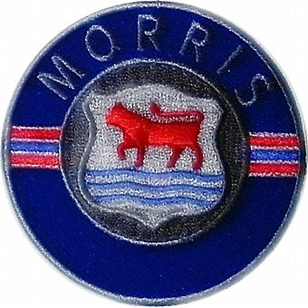 Morris iron-on/sew-on cloth patch  (ff)