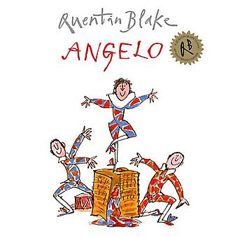 Angelo by Quentin Blake - 9781849410465 Book