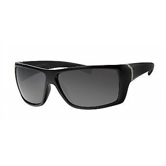 Basics Celebrity Sunglasses - Shiny Black