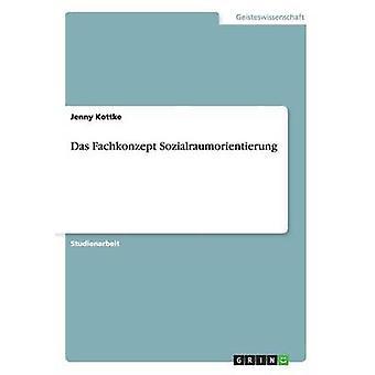 Das Fachkonzept Sozialraumorientierung von Kottke & Jenny