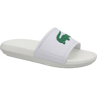 Lacoste Croco Slide 119 3  737CFA0005082  Womens slides