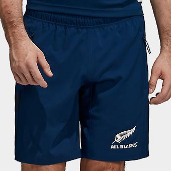 adidas New Zealand All Blacks 2019/20 Parley Players Woven Training Shorts