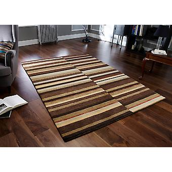 Winslow abstrait Rectangle Beige tapis tapis modernes