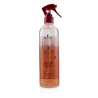 Schwarzkopf BC Bonacure Peptide Repair Rescue Spray Conditioner (For Fine to Normal Damaged Hair) 400ml/13.5oz