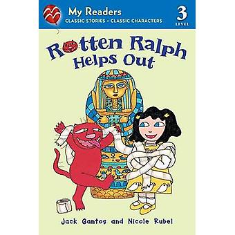 Rotten Ralph Helps Out by Jack Gantos - Nicole Rubel - 9780312672812