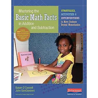 Mastering the Basic Math Facts in Addition and Subtraction - Strategie