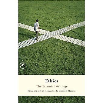 Ethics - The Essential Writings by Gordon Daniel Marino - 978081297778