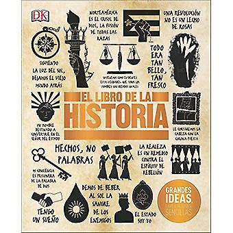 El Libro de la Historia by DK - 9781465473769 Book