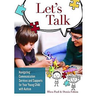 Let's Talk - Navigating Communication Services and Supports for Your Y