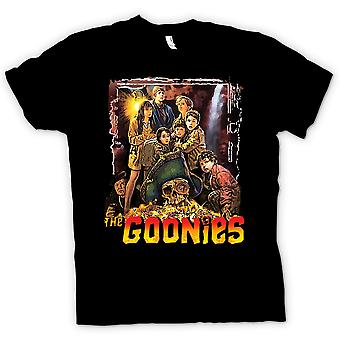 Kids T-shirt - The Goonies Treasure - Movie
