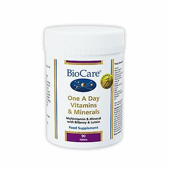 BioCare One A Day Vitamins and Minerals 90 (50090)