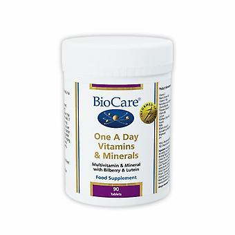 BioCare One A Day Vitamines et Minéraux 90 (50090)