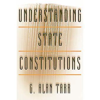 فهم دساتير الولايات بزاي-ألن تار-كتاب 9780691070667