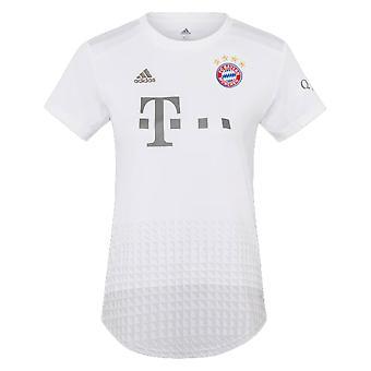 2019-2020 Bayern München Adidas Auswärts Damen Shirt