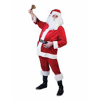 Santa Claus Men's Costume Santa Santa Claus Men's Costume