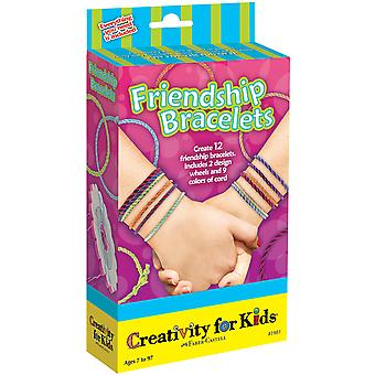 Creativity For Kids Activity Kits Friendship Bracelets Makes 12 Ck 1981