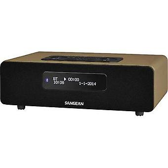 Sangean DDR-36 BT Bathroom Radio, Brown