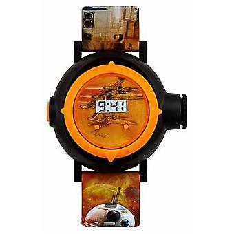 Star Wars BB8 Projector 10 beelden SWM3116 Watch