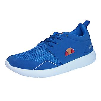 Ellesse Trainers Kranjska Gora Womens Lace Up Shoes - Blue