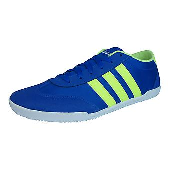 adidas Neo V Trainer VS Mens Trainers / Shoes - Blue