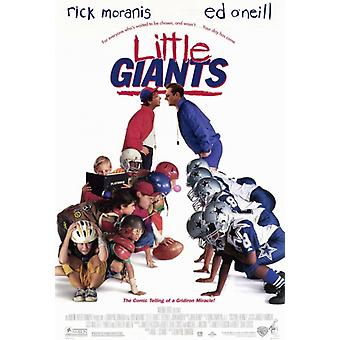 Little Giants Movie Poster Print (27 x 40)