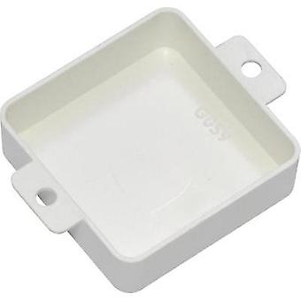 Universal enclosure 40 x 40 x 13 Thermoplastic White