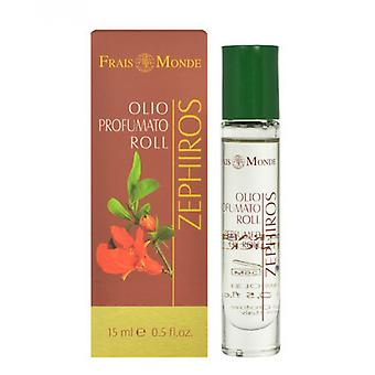 Frais Monde Zephiros Perfumed Oil Roll With Roll-On Applicator