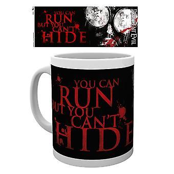 Resident Evil Gasmaske Mug