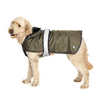 2 In 1 Khaki Dog Coat 50cm (20
