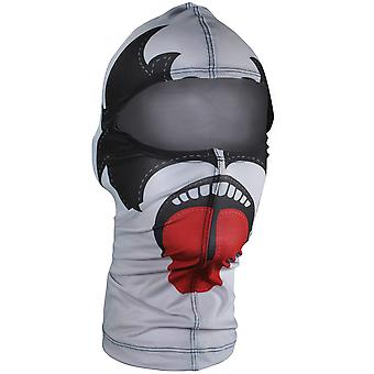 Zan Headgear Nylon Balaclava - The Rocker