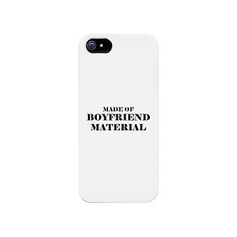 Boyfriend Material Phone Case