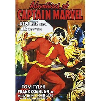 Adventures of Captain Marvel [DVD] USA import