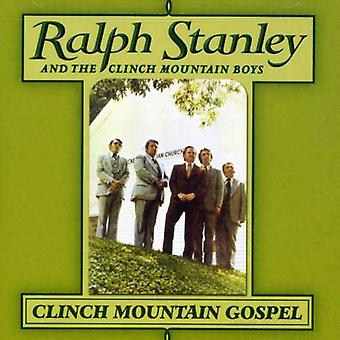 Ralph Stanley & Clinch bjerg - Klinke Mountain evangelium [CD] USA import