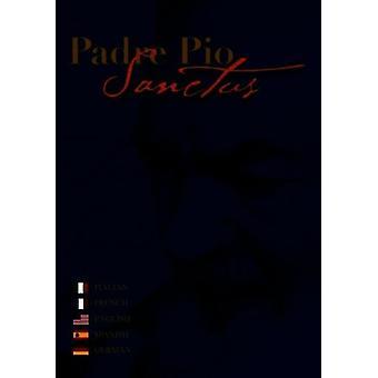 Padre Pio Sanctus [DVD] USA importerer