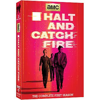 Halt & Catch Fire [DVD] USA import