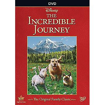 Incredible Journey [DVD] USA import