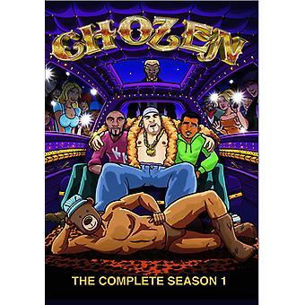 Chozen: The Complete Season 1 [DVD] USA import