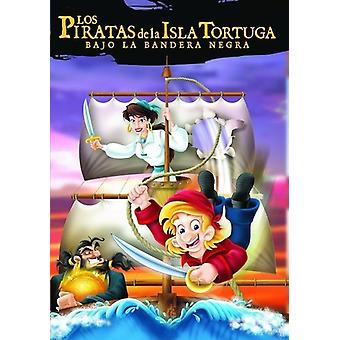 Pirater Tortuga Under the Blk Flag [DVD] USA import