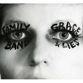 Familie Band - nåde & løgne [CD] USA import
