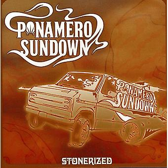 Ponamero solnedgang - Stonerized [CD] USA import