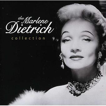 Marlene Dietrich - Marlene Dietrich samling [CD] USA import