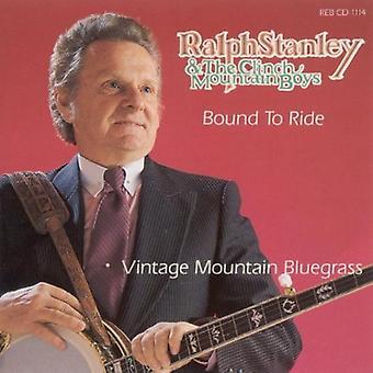 Ralph Stanley - bundet til at Ride [CD] USA import