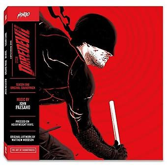 John Paesano - Daredevil Season One / O.S.T. [Vinyl] USA import
