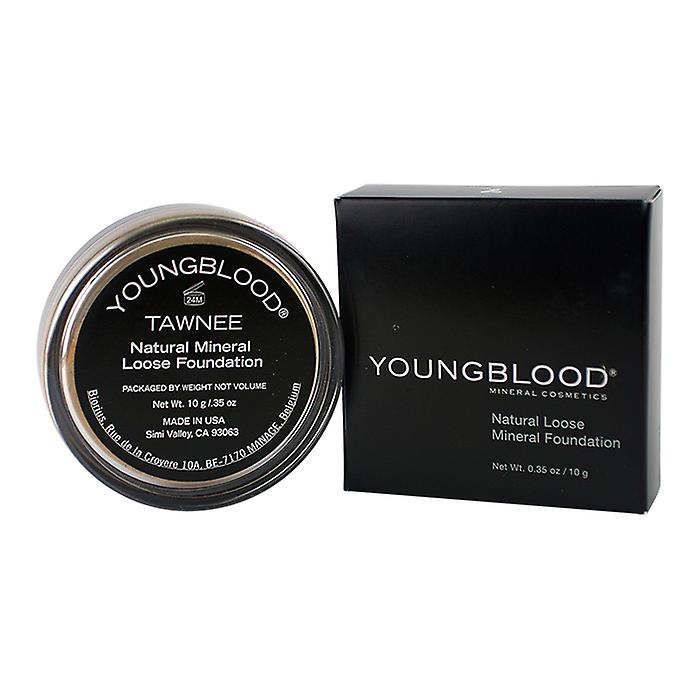Youngblood Natural Loose Mineral Foundation - Tawnee 10g/0.35oz