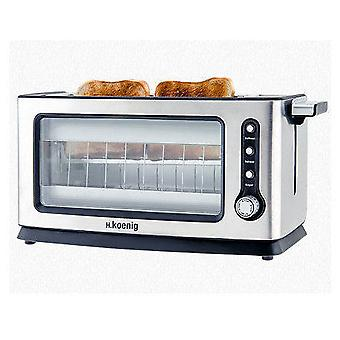 H.Koenig Transparent Toaster Vision View6